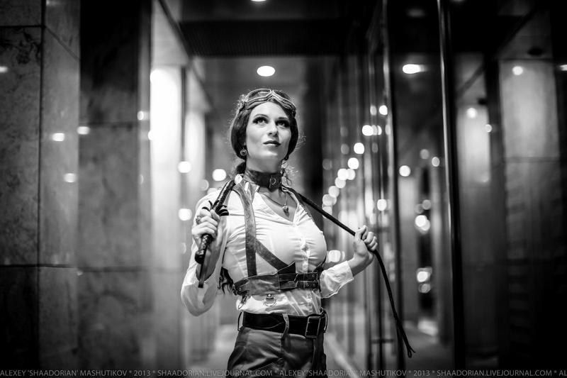 Female model photo shoot of Christine Davydova