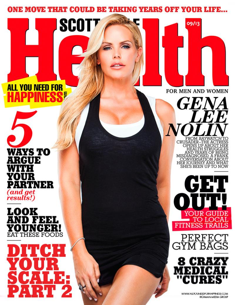 Sep 03, 2013 JP 2013 Gena Lee Nolin for Scottsdale Health Magazine | September 2013