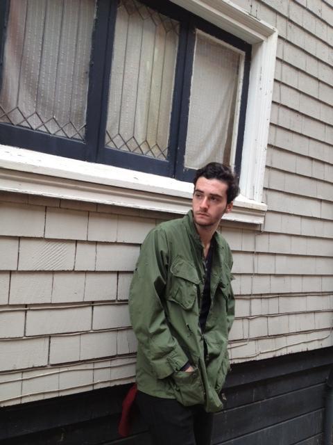 Male model photo shoot of Eli James in Berkely, CA