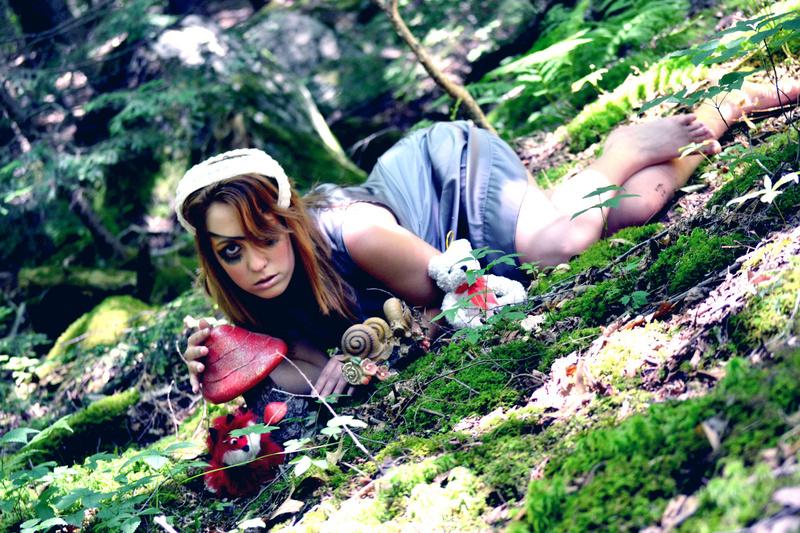 Female model photo shoot of VMeredythe Photography
