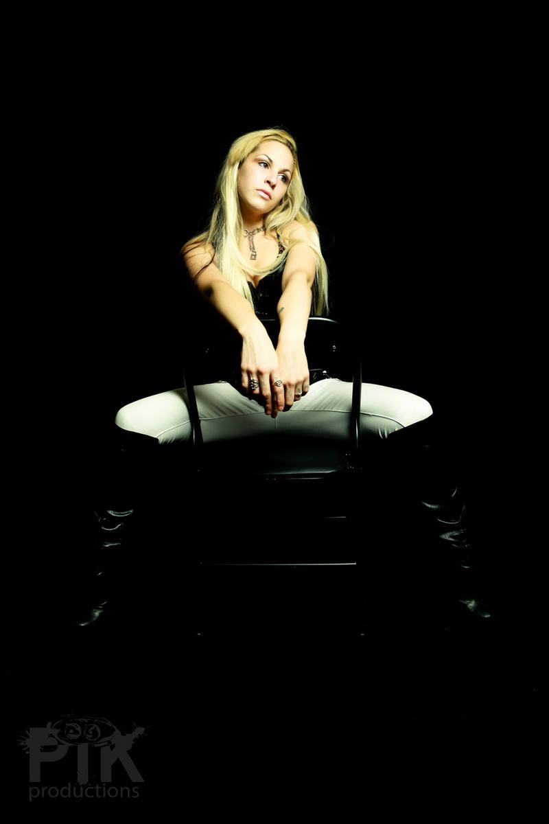 Female model photo shoot of xXBeautiful DisasterXx in Kelowna B.C at Pik Productions Studio