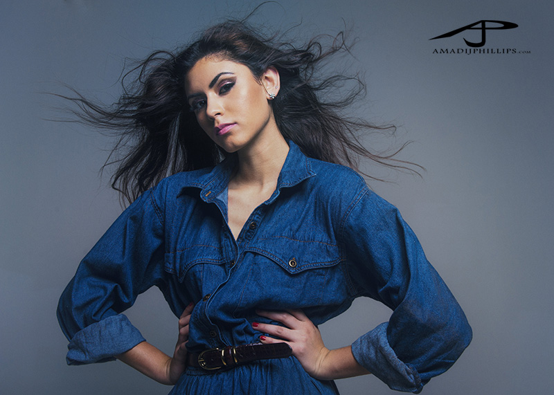 Male and Female model photo shoot of Photoculture and Emily Alcantara