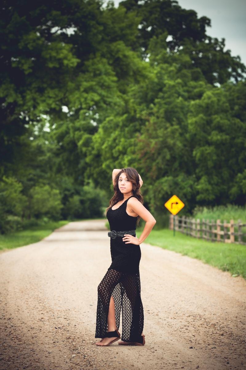 Female model photo shoot of Audrey Rose