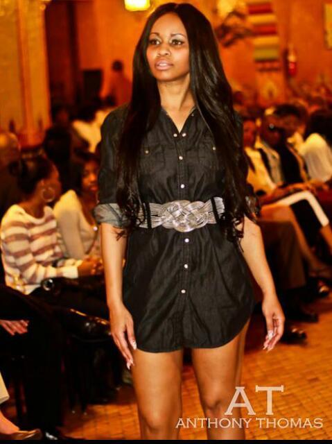 Female model photo shoot of Mahogany J