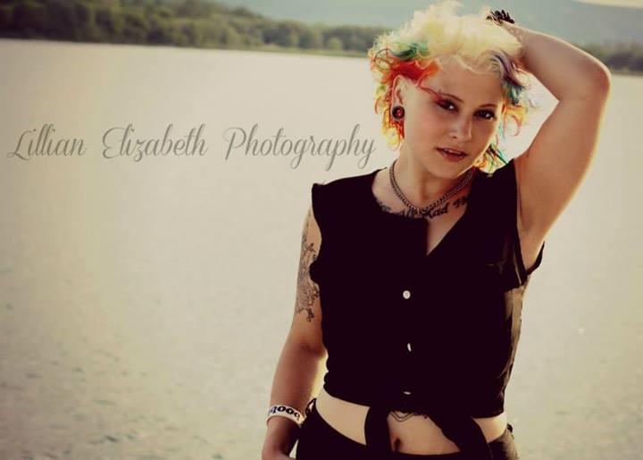Female model photo shoot of Kadie Spyce