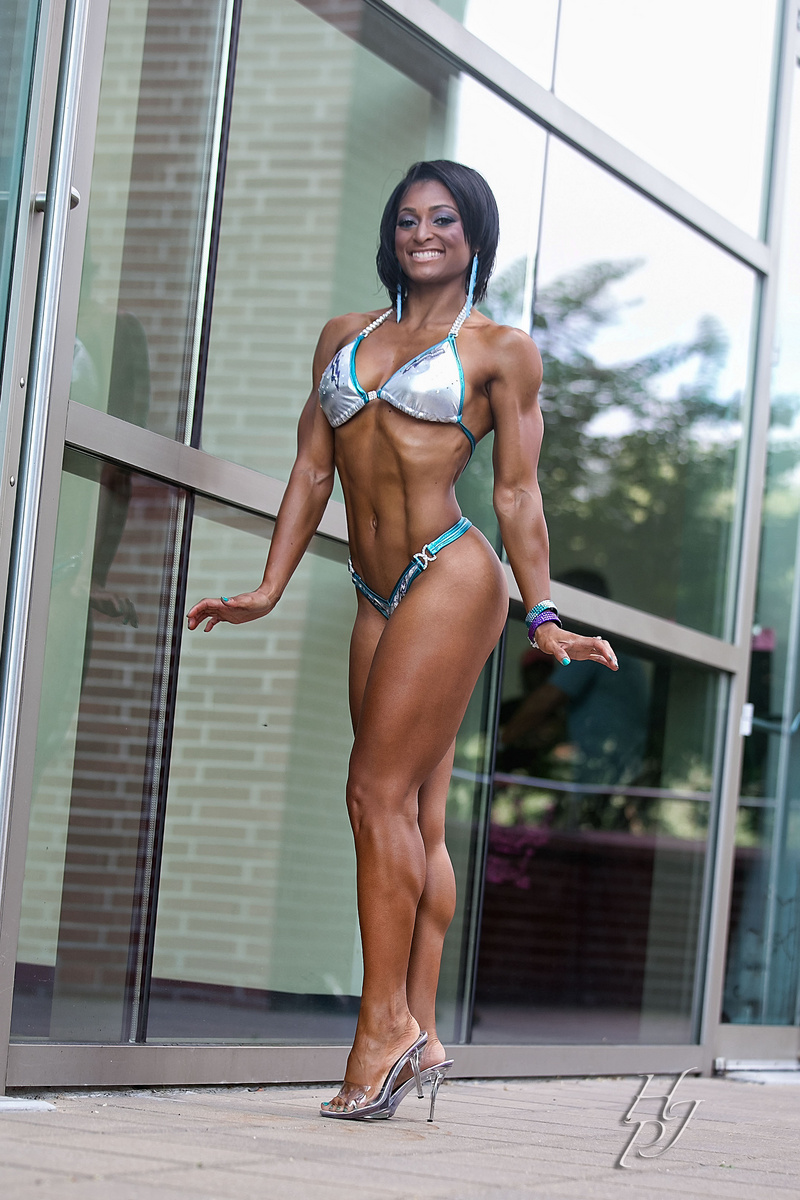 STAFFORD. TX Sep 22, 2013 JAMES ALLEN NATURAL BODY FIGURE COMPETITOR