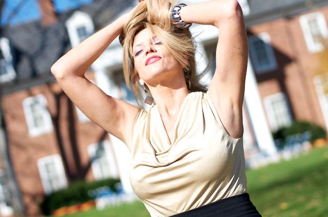 Female model photo shoot of Dianna Paris by AG Herrera