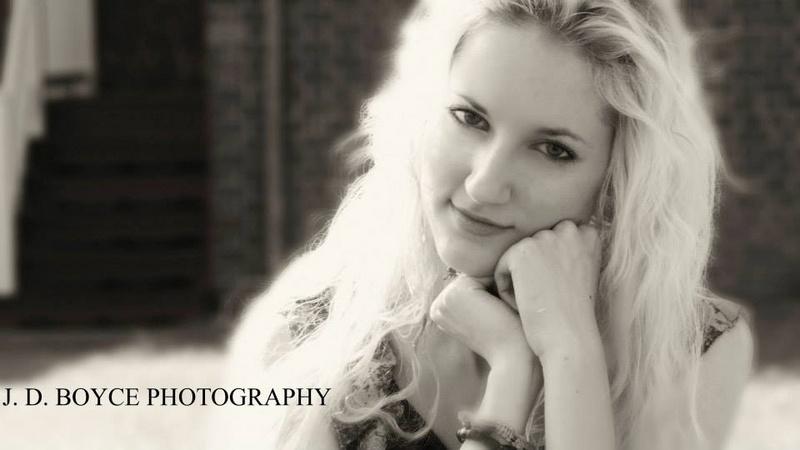 Female model photo shoot of kieryelis by J D Boyce Photography in Lynchburg