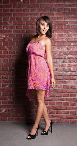 Female model photo shoot of Myla Mae