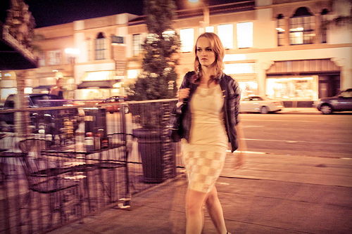 Female model photo shoot of Carleen Williams