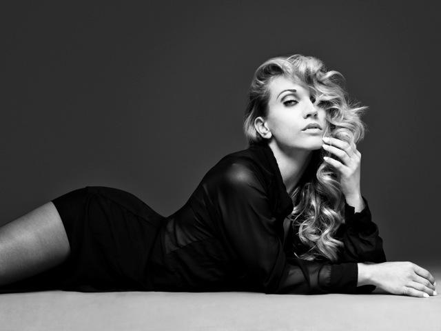 Female model photo shoot of Courtney Co