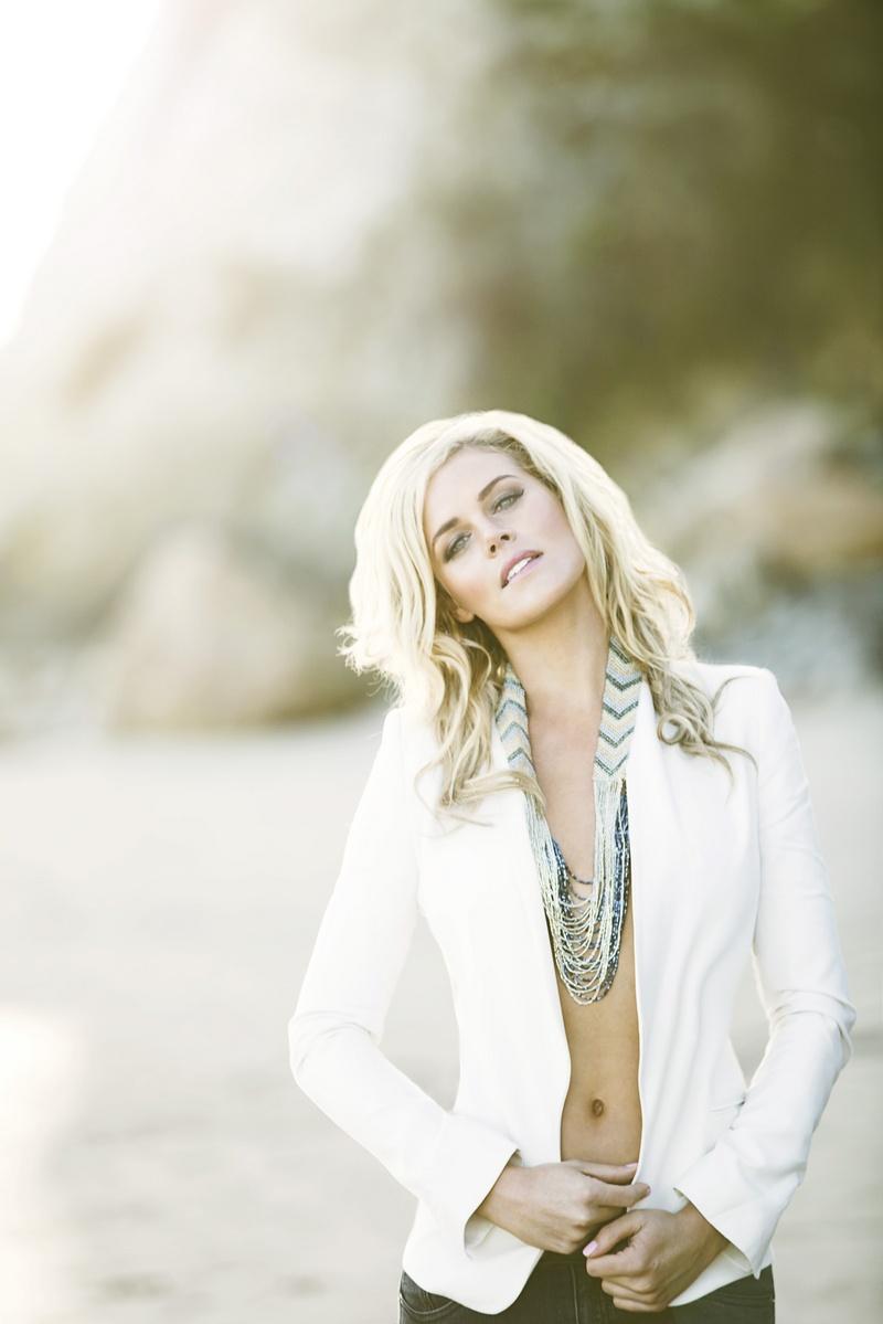 Kelly Dowdle Model Santa Barbara California Us