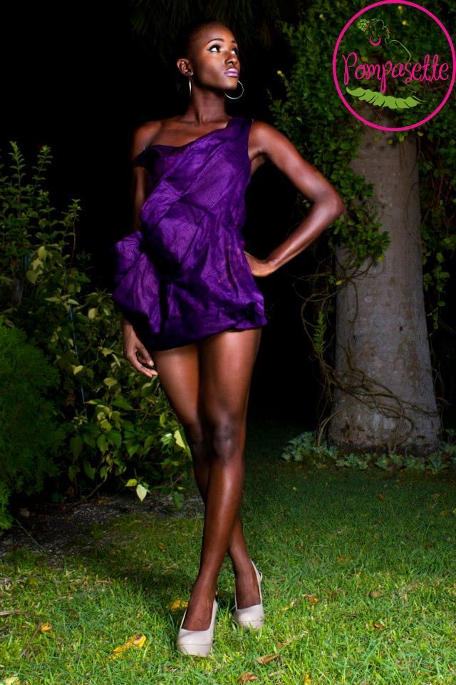 Female model photo shoot of Emilomo Akpevwiehor in Barbados
