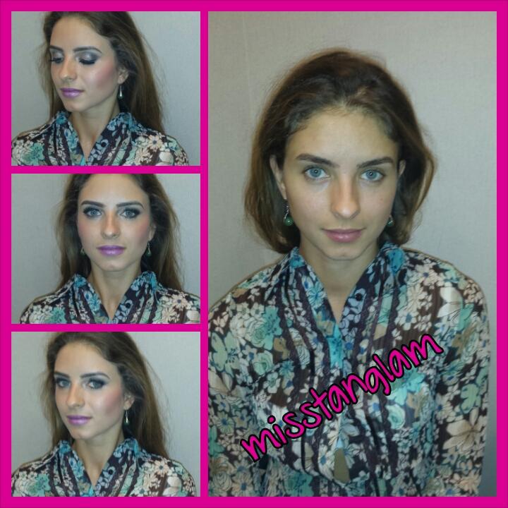 Female model photo shoot of MissTan Glam in Dc Fashion Week