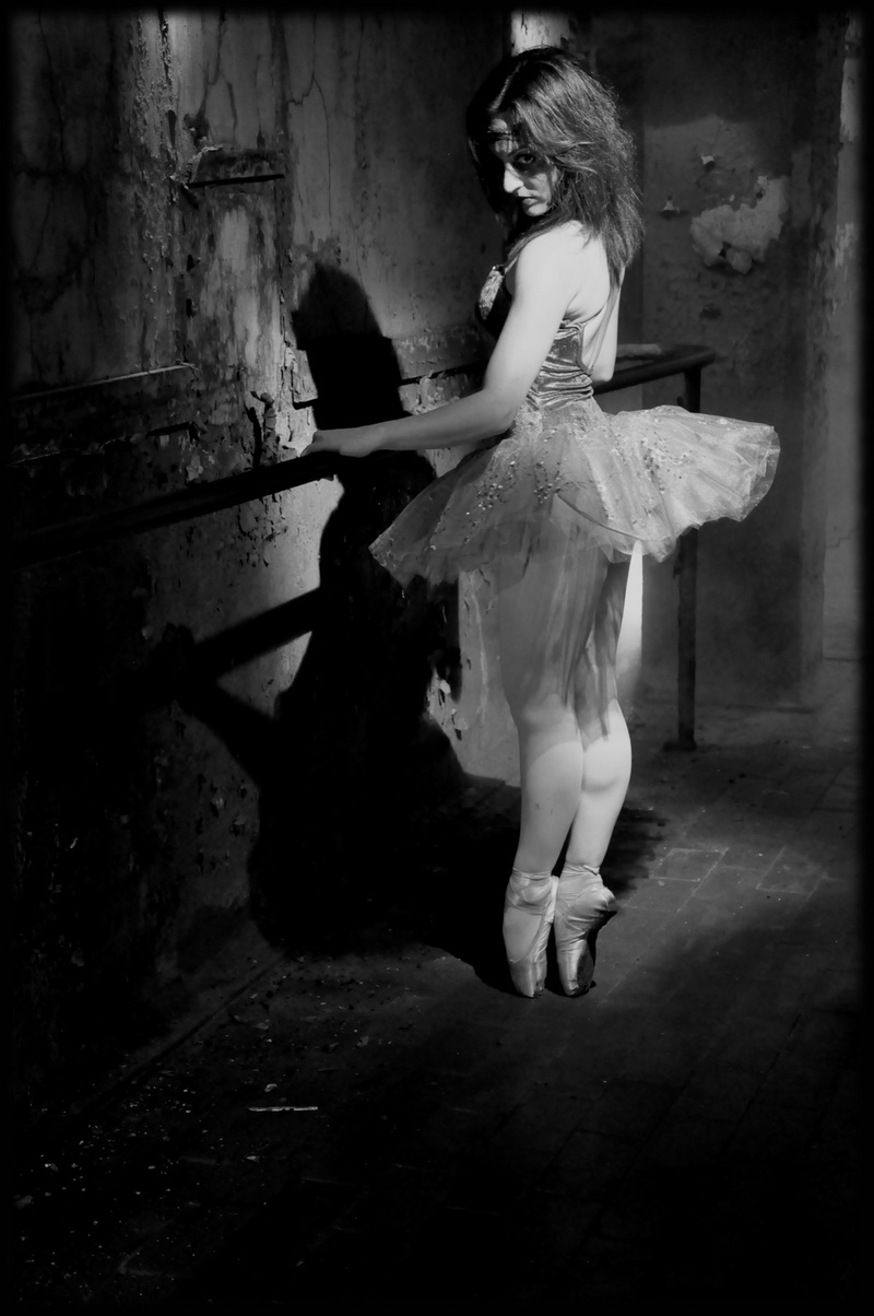 Oct 02, 2013 Lucky Louie Productions Ghost ballerina