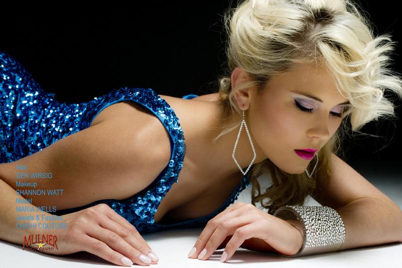 Female model photo shoot of Shannon Watt in Mulner Studio