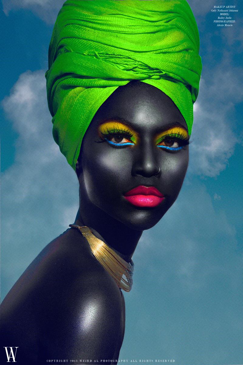 """Phx, Az Oct 07, 2013 Weird Al Photogrphy """"African vogue"""""""