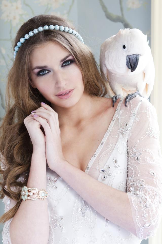 Female model photo shoot of Becca Pellow in Gradon Hall Manor
