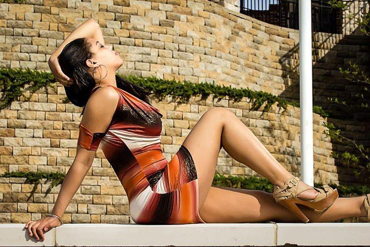 Female model photo shoot of Hypnotic X Diamond