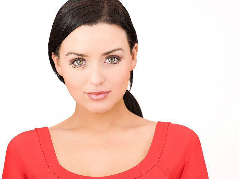 Oct 14, 2013 Natural Beauty Headshot -