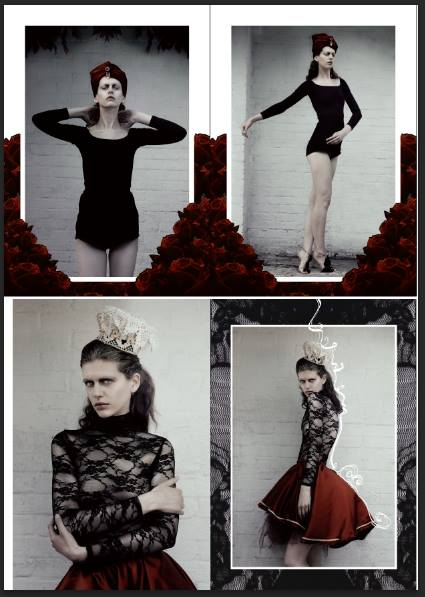 Female model photo shoot of Bianca Guthrie in Acton