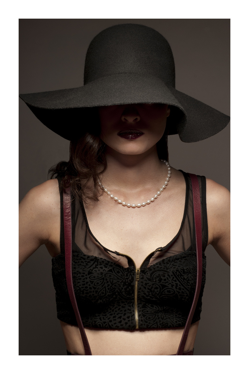 Female model photo shoot of Bianca Guthrie in Elephant & Castle