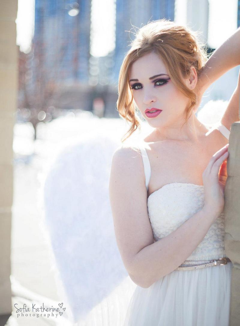 Calgary Oct 17, 2013 Sofia Kathrine Photography Angel