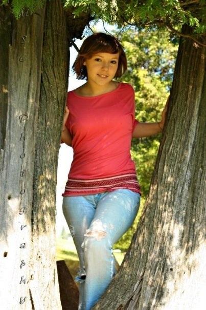 Female model photo shoot of Kristyn Potter