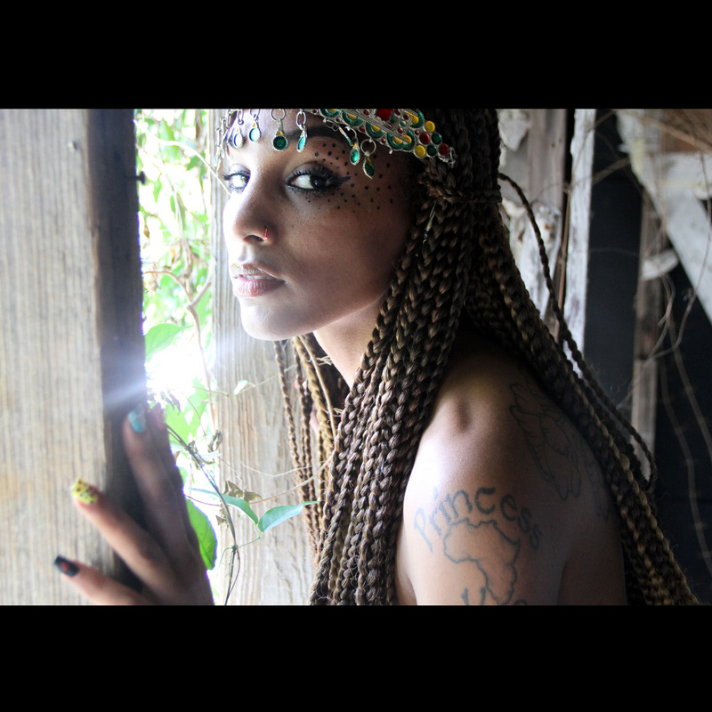 Female model photo shoot of CFreedom Photography in Redd House, New Orleans