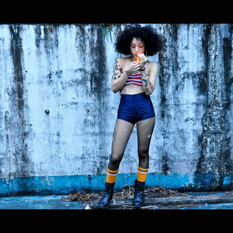 Female model photo shoot of CFreedom Photography in New Orleans