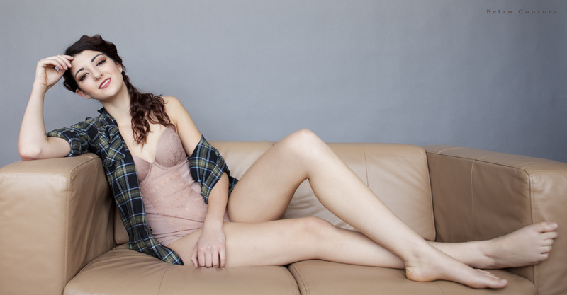 Female model photo shoot of Megan Lovering by Brian Couture in Hamilton, Ontario