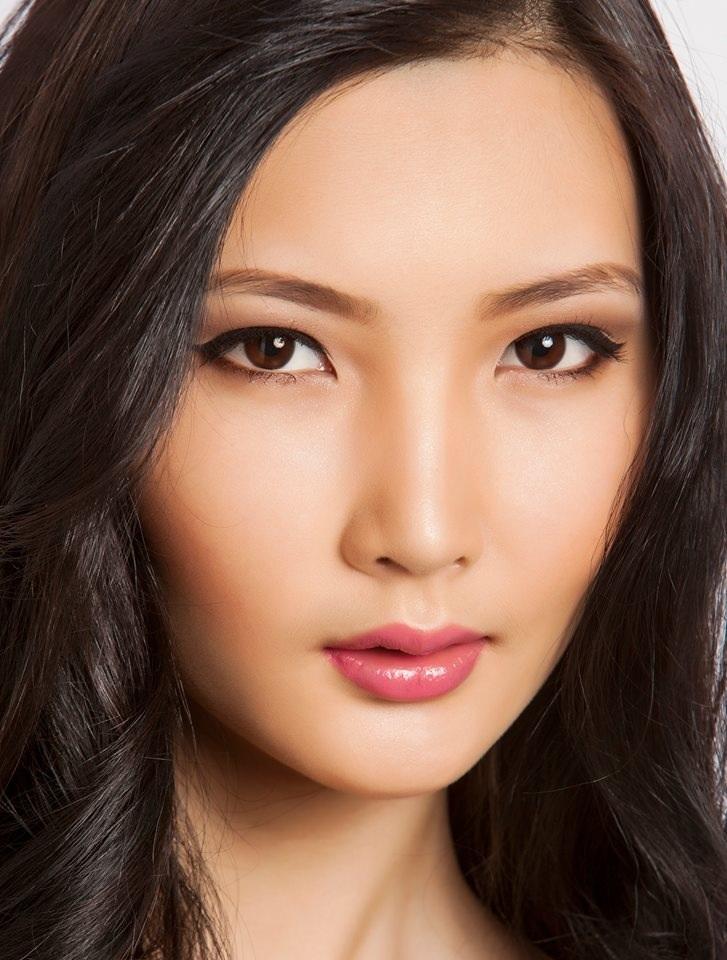 Mongolian model T.Oyun-Erdene wins Model Star Award |Ulaanbaatar Model