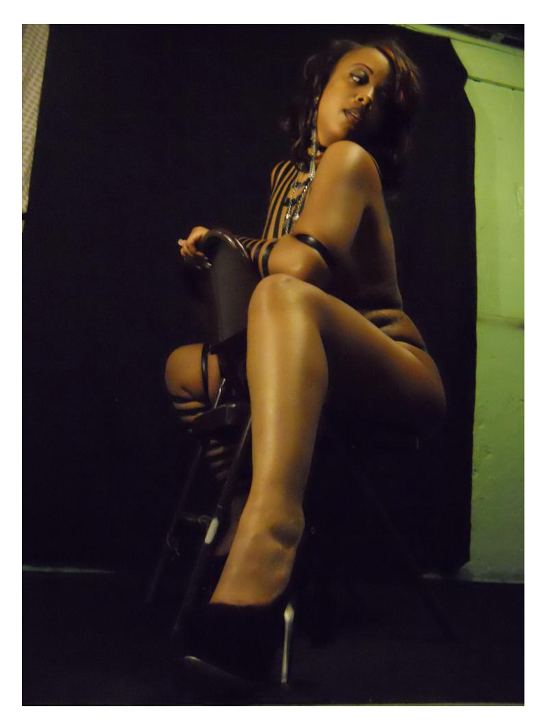 Female model photo shoot of MZ PUNKIN