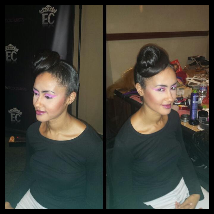 Female model photo shoot of MissTan Glam in Va