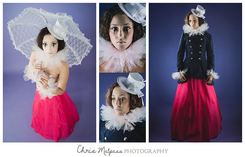 Male and Female model photo shoot of Chris Malpass Photo and Elisa Mog