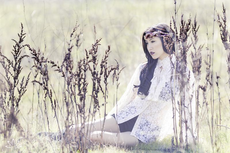 Male model photo shoot of fiverings, hair styled by Chloe Doan