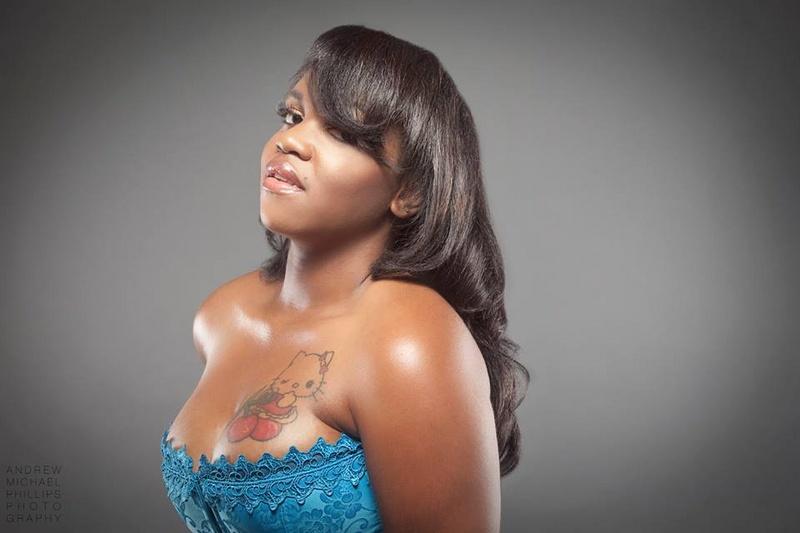 Female model photo shoot of CherriesDeepestEnt in Atlanta, GA