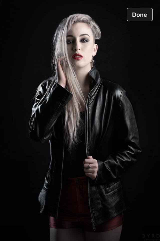 Female model photo shoot of Miss Neen  in Malahide