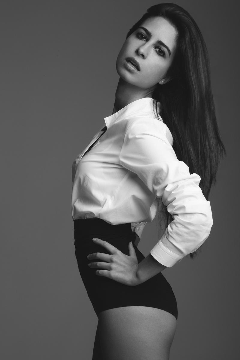 Female model photo shoot of Sandra Falga in Lyon - France