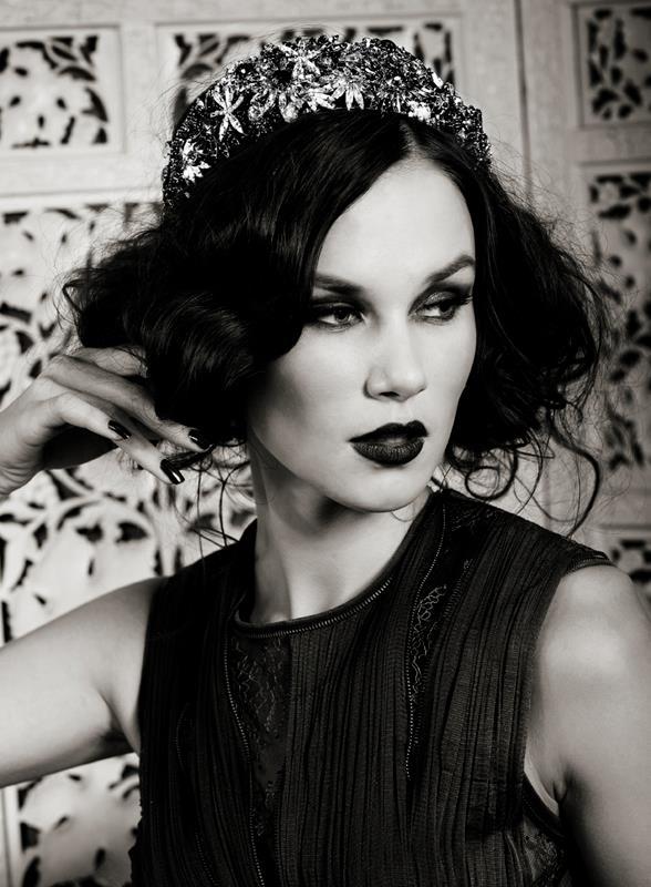 Female model photo shoot of Nina Sobers