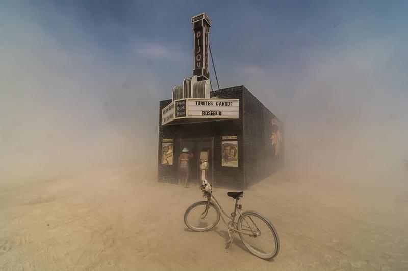 Male model photo shoot of NakedLens in Burning Man - Black Rock City, NV