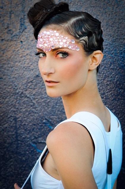 Female model photo shoot of BeautyByNikki