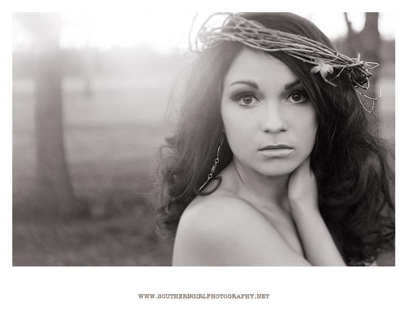 Female model photo shoot of Brandi Paden