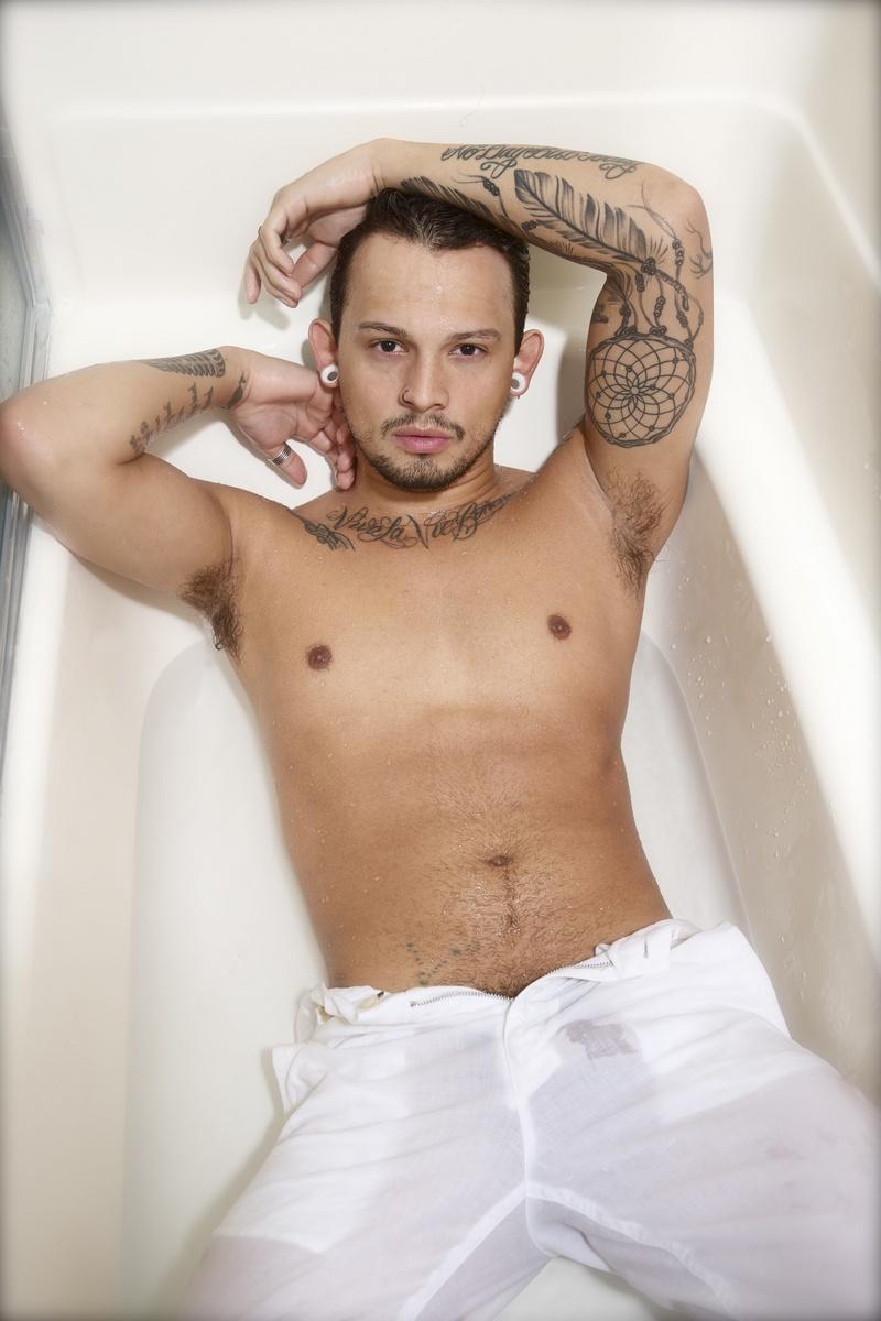 Male model photo shoot of gimikero