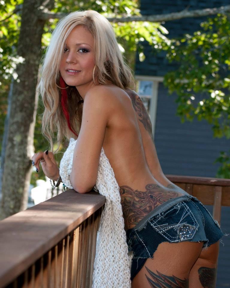 Jennifa Leroux, Model, Panama City Beach, Florida, US
