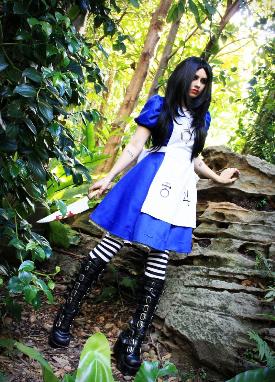 Female model photo shoot of DeadDollyX in Brisbane