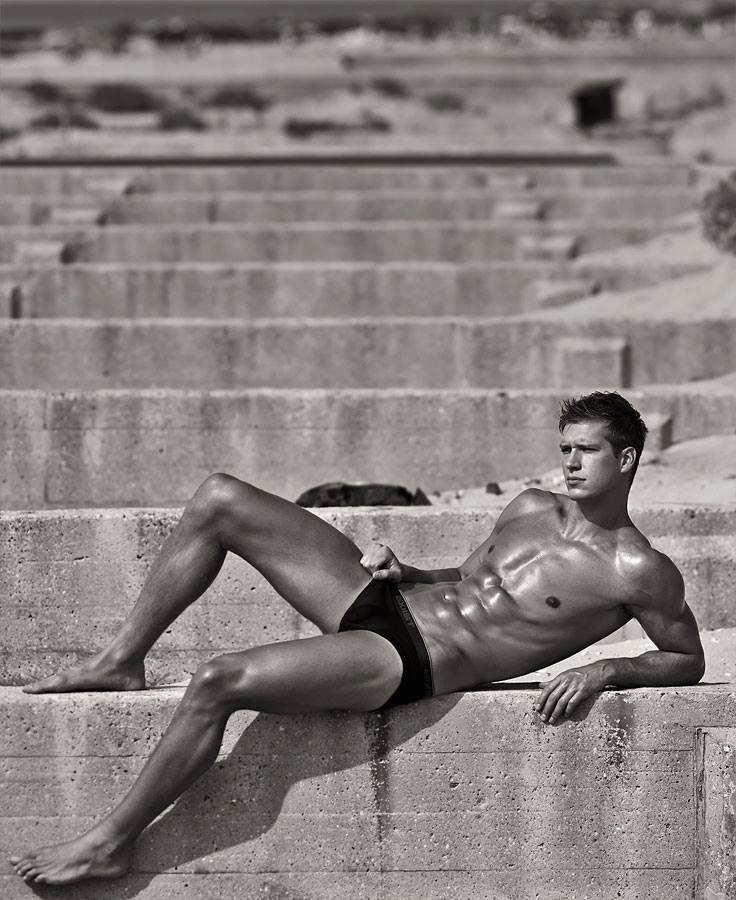 Male model photo shoot of Kade NYC by Natalia Artemieva