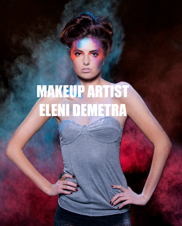 Female model photo shoot of Makeup Artist Eleni in BOSTON, MA
