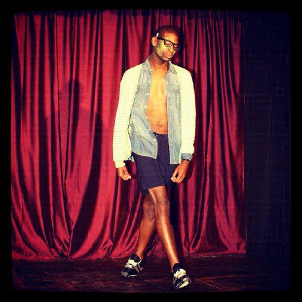 Male model photo shoot of Reggie L Wells