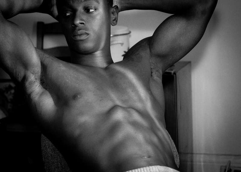 Male model photo shoot of Isaac Mansa trae in Toronto, On